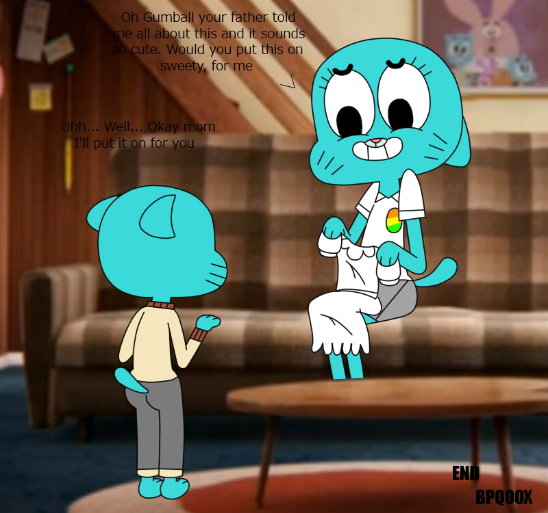 world of gumball inflation the amazing Trials in tainted space melee