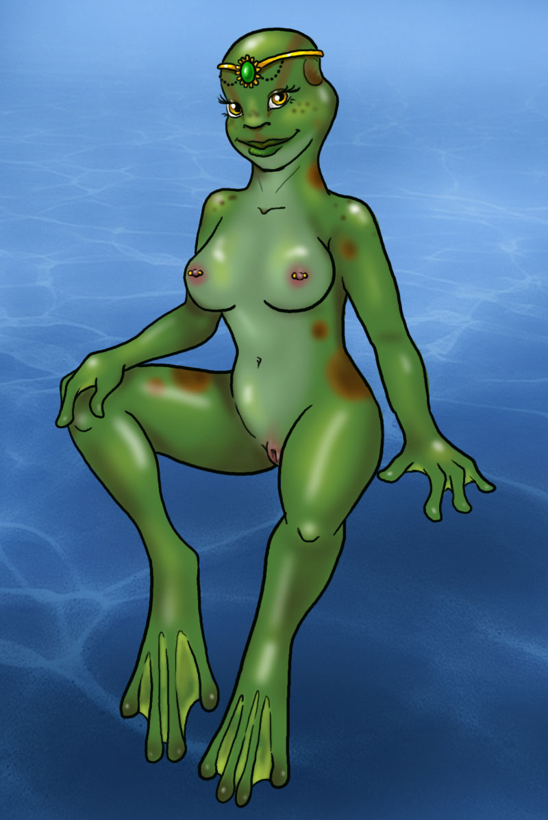 frog xxx and princess the the Dead or alive female characters