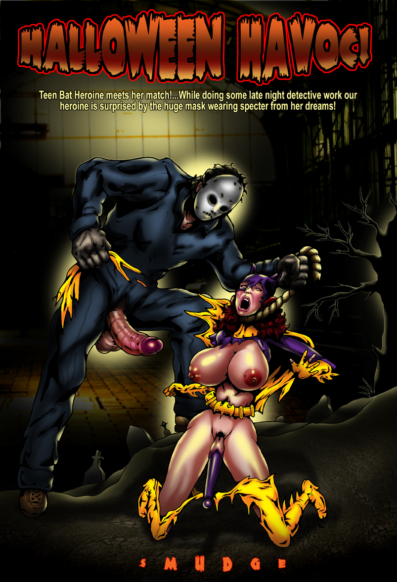 the 13th game nude friday Lesbian spider queen of mars