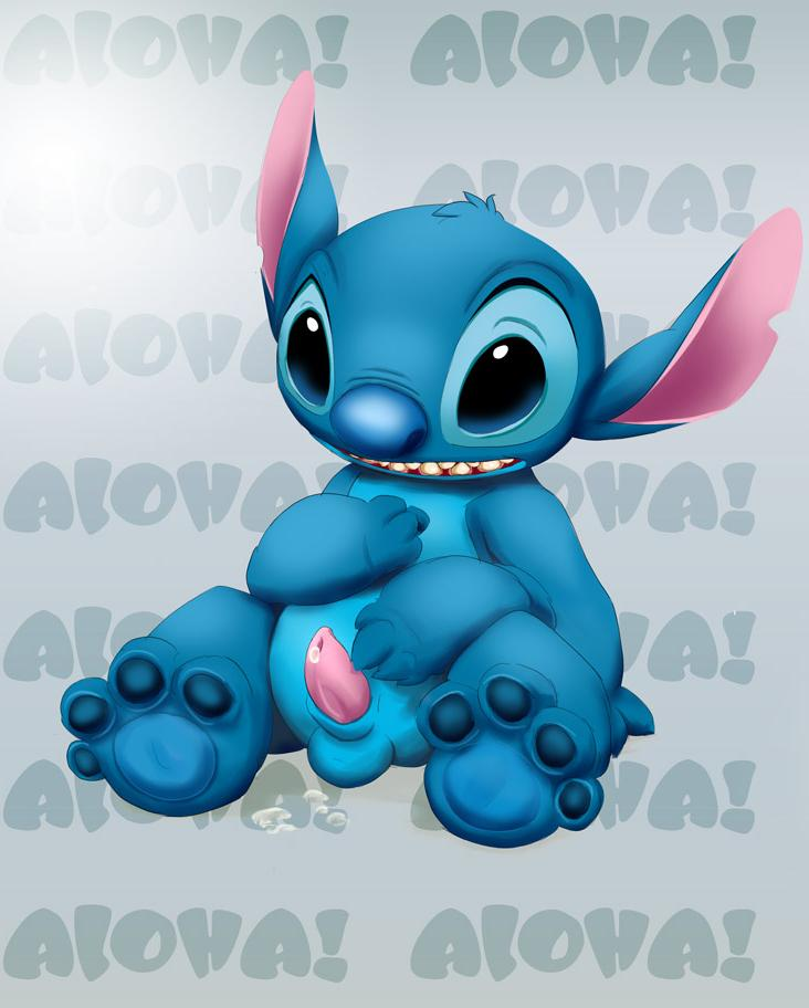 stitch lilo pleakley from and Sheath and knife porn comic