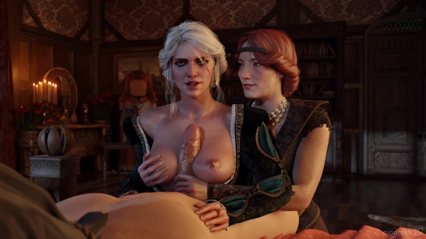 witcher ciri 3 King of the hill porn comic