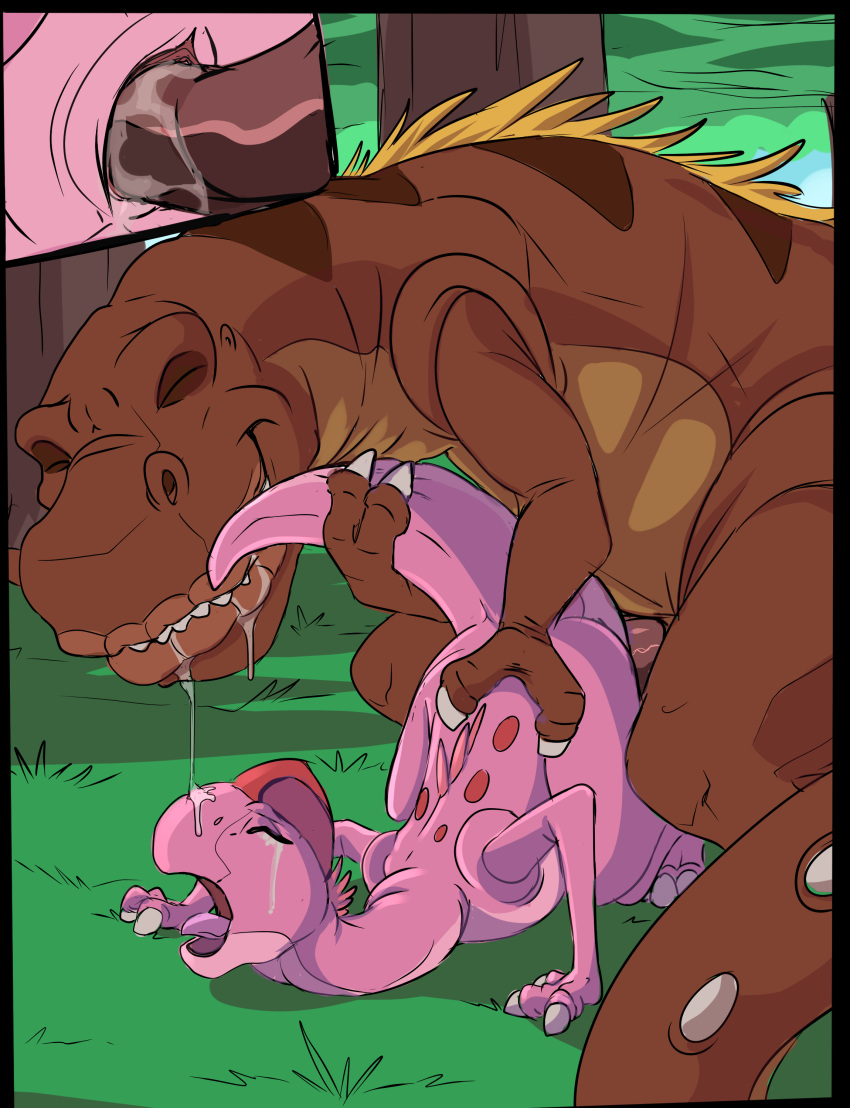 land before time ruby the Which monster musume character are you